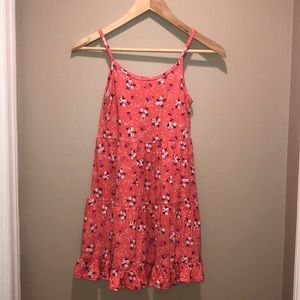 Harper canyon ruffle dress size 7/8